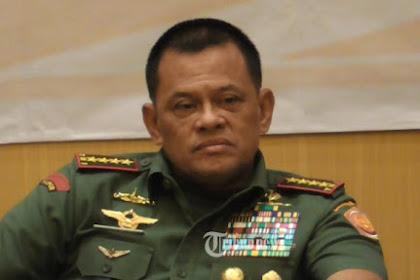 Anggota PDIP ini Meminta Agar Panglima TNI Gatot Numantyo Jangan Bicara Politik; Loh, kenapa?