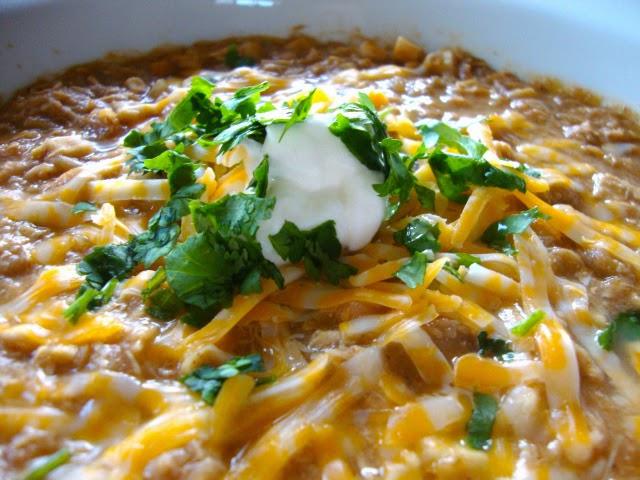 Cooking Pinterest: White Chicken Chili Recipe
