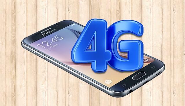 قائمة الهواتف التي تدعم شبكات الجيل الرابع فى مصر