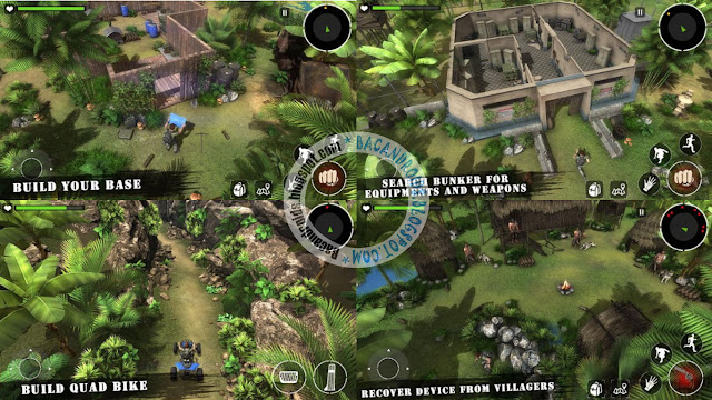amazon jungle sniper survial apk data full mod