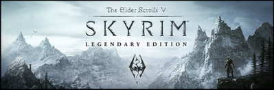 Skyrim v Legendary Edition