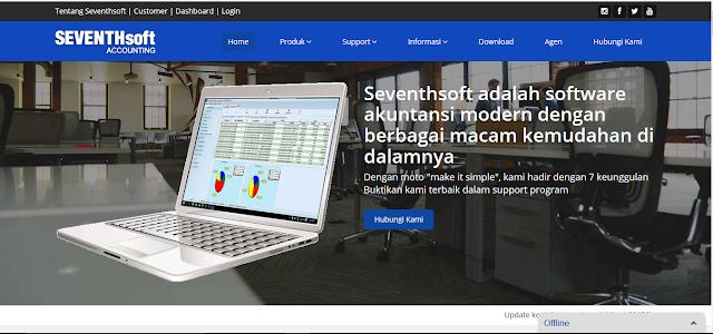 Software Akuntansi Seventhsoft Terbaik di Indonesia