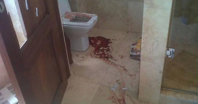 إمرأة  تقطع رأس طفل وضعته بعد علاقة غير شرعيّة والصّادم ما قامت به الأم جريمة بشعة جداً