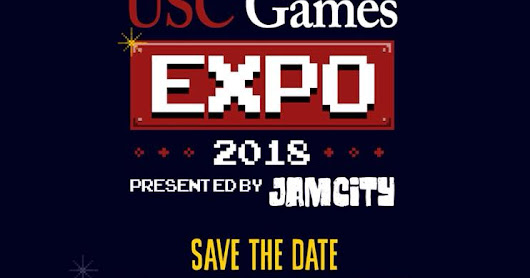 Rayguns and Rocketships showcased at USC's Games Expo on May 9th