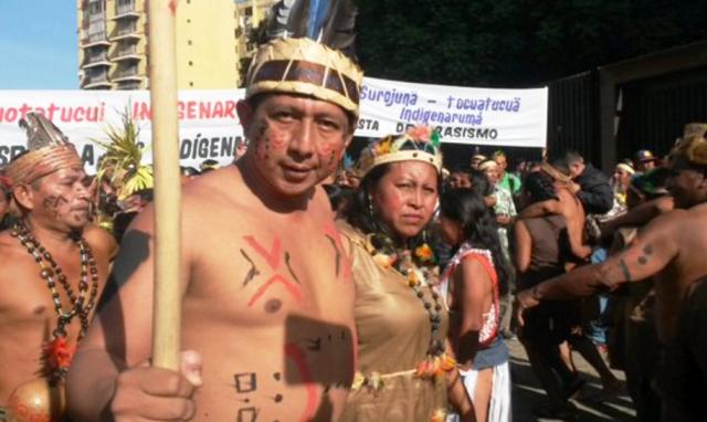 Movimiento indígena venezolano