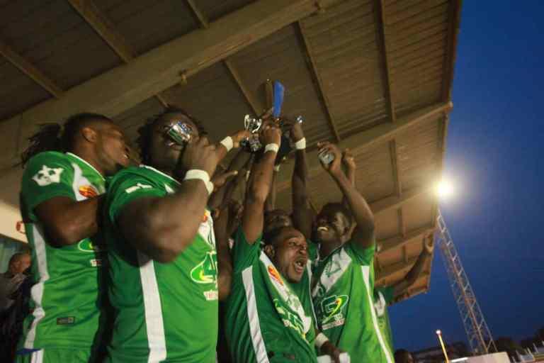 Super coupe du Togo : Koroki terrasse Gomido de Kpalimé