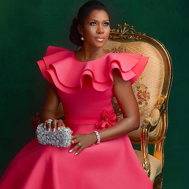 outfit stephaine linus wore to the mbgn 2017