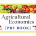 Agricultural Economics PDF Book Download- Agriculture Book