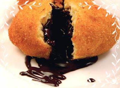 Cara Membuat dan Resep Roti Goreng Isi Coklat