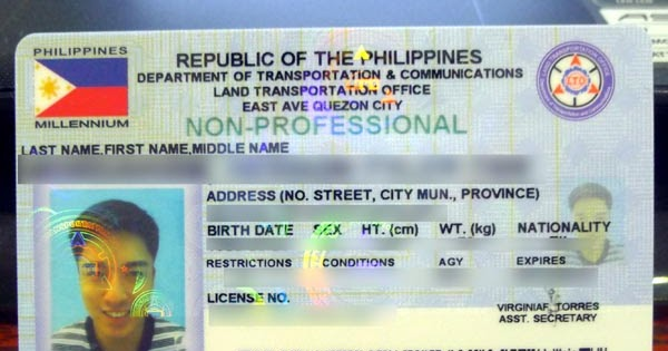 License Boy Your Driver's Renewed Getting Wander