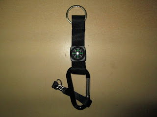 carabiner compass hape outdoor