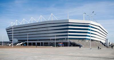 Stadion Kaliningrad Rusia