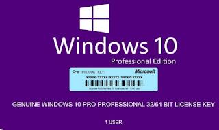 Windows 10 Pro Serial Key