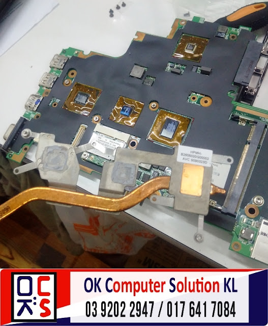 [SOLVED] SERVIS LAPTOP HP PAVILION DV2 | REPAIR LAPTOP CHERAS 5