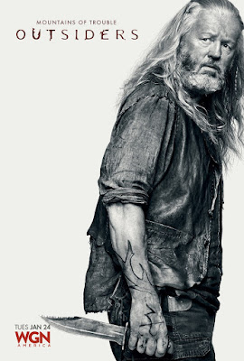 Outsiders Season 2 David Morse Poster