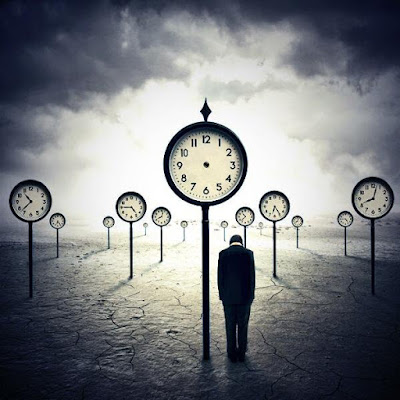 zaman görecelidir