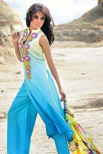 Pakistani Girls Models Pakistani Fashion Model Aamna Ilyas-8854