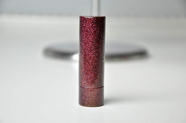 recenzja metalicznej pomadki too faced metallic sparkle lipstick