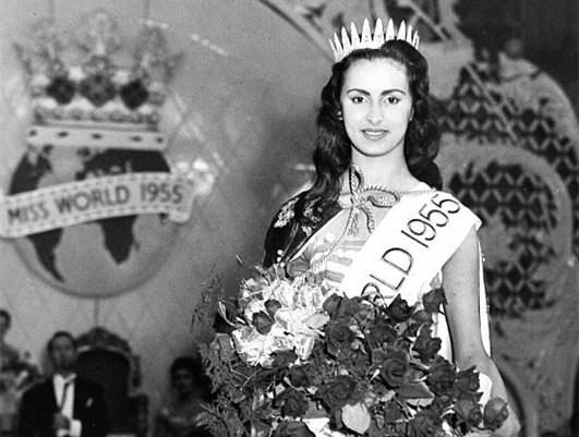 Miss World Of 1955 – Susana Duijm