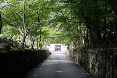 京都府宇治市の曹洞宗の寺院 興聖寺(こうしょうじ)琴坂