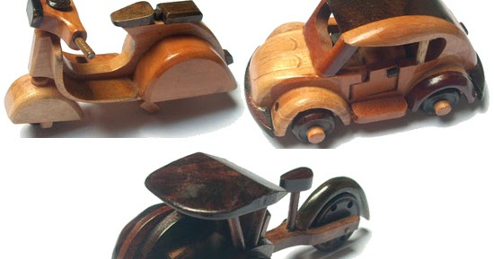 kerajinan kayu antik mobil mobilan di tegal duwur. Black Bedroom Furniture Sets. Home Design Ideas