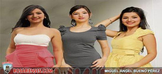 Moda llena de volanges color y muchos brillantes | Rosarienses, Villa del Rosario