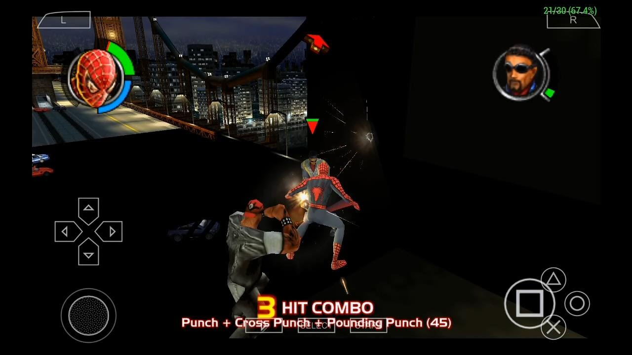 psp) spider-man 2 full game highly compressed (ppsspp) 346mb | hax4us