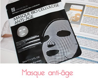 Masque bio cellulose Timeless Truth
