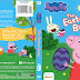 Peppa Pig The Easter Bunny DVD Cover