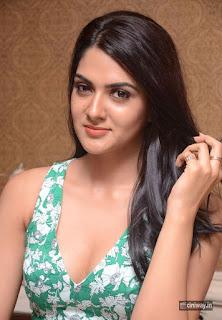 Sakshi-Chaudhary-Stills-at-Selfie-Raja-Movie-Song-Launch