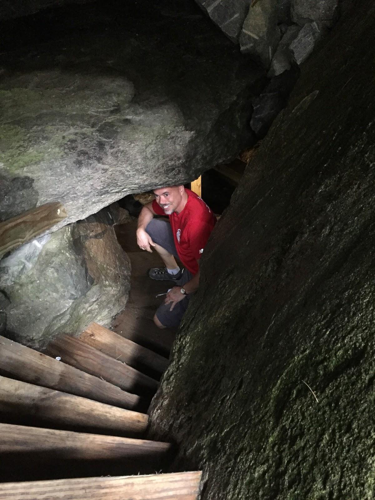 Rondinones Adventures The Polar Caves
