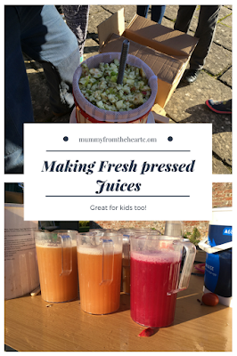 press your apples from the garden along with other fruit and vegetables to produce delicious and nutritious juices all the family will love