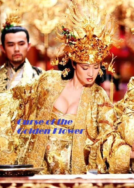 Curse of the Golden Flower (2006) full hd Dual Audio Hindi 480p BluRay 350MB