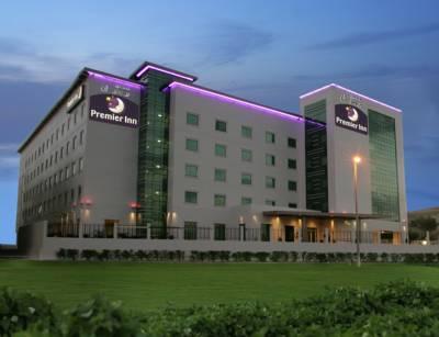 فندق بريمير إن مطار دبي الدولي