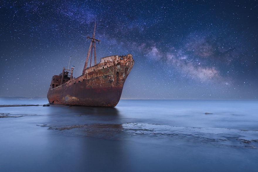 starry Night Sky-10