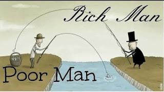 यह तस्वीरें बताती हैं की आखिर एक आमिर और ग़रीब के बीच क्या फर्क होता है ( Rich Man Vs Poor )