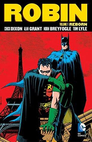 Robin Reborn cover