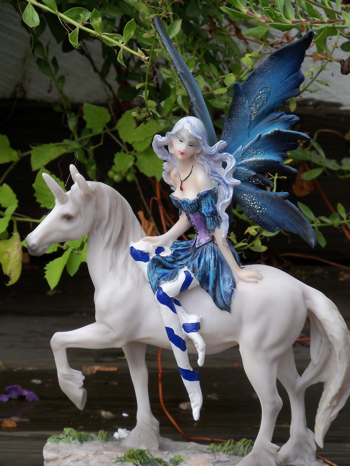 Silver Moon Adornments: Fairies, Angels & Mermaids