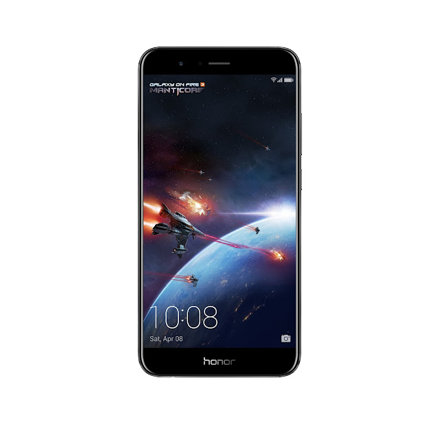 the honor 8 Pro Specially for mobile game