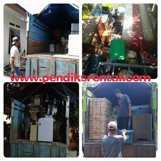 Angkutan Truk Jakarta Bali