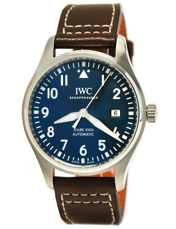 """IWC Pilot's Watch Mark Edition XVIII """"Il Piccolo Principe"""""""