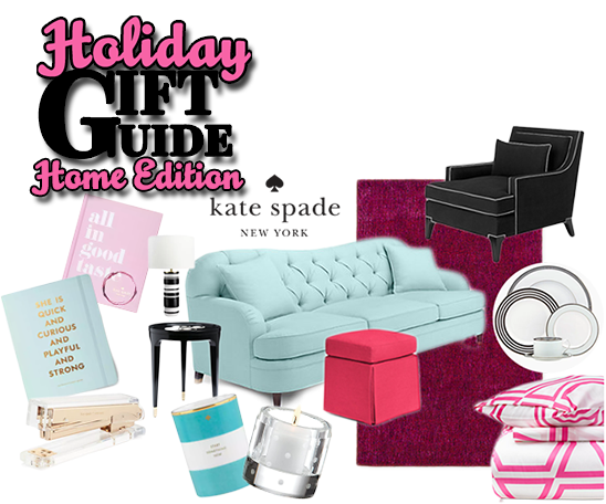 Holiday Home Decor Gift Guide 2015