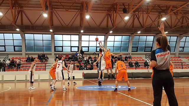 Νίκη για τον Οίακα με 87-97 απέναντι στον Κρόνο Αγίου Δημητρίου