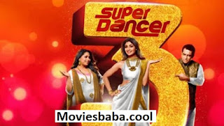 Super Dancer Chapter 3 15th June 2019 Full Episode Free HDTV 480p