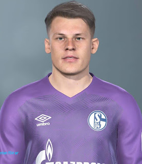 PES 2019 Faces Alexander Nübel by Eric Facemaker