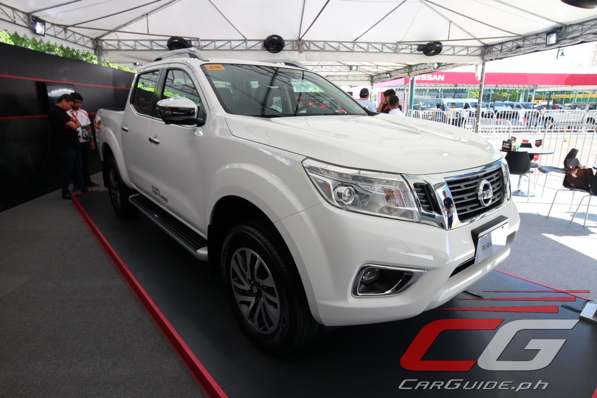 updated: nissan philippines upgrades navara for 2018 | philippine