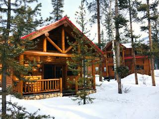 Honeymoon Destinations In Texas-deer-lake-cabins