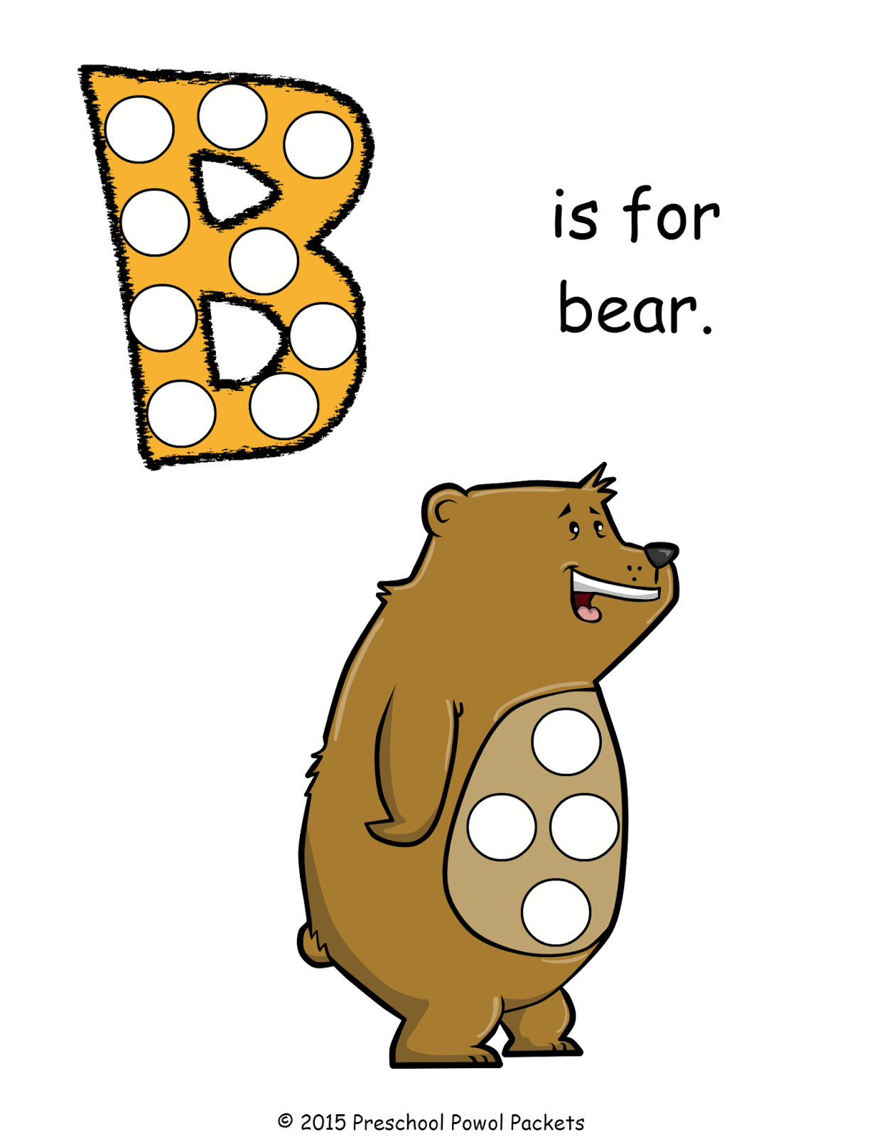 Bear Theme Science Experiments And Activities For