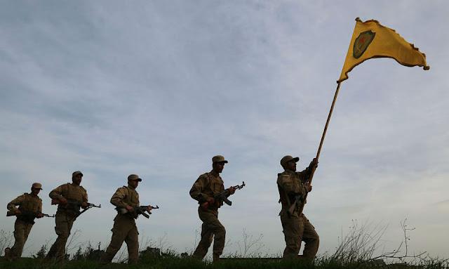 الكرد السوريون ليسوا حزب العمال الكردستاني