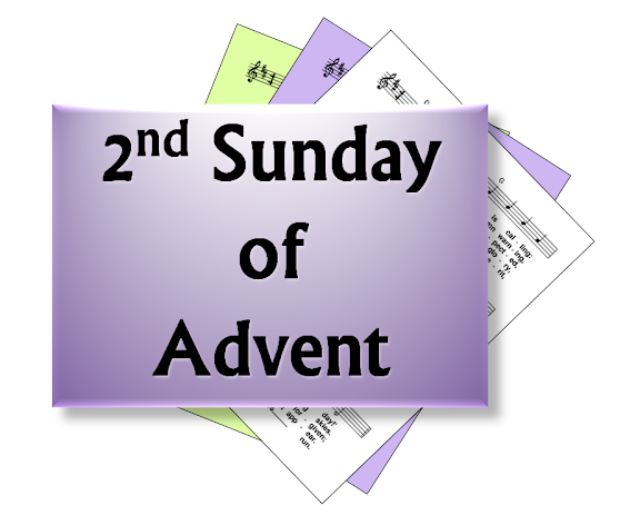LiturgyTools net: Hymns for the 2nd Sunday of Advent, Year C